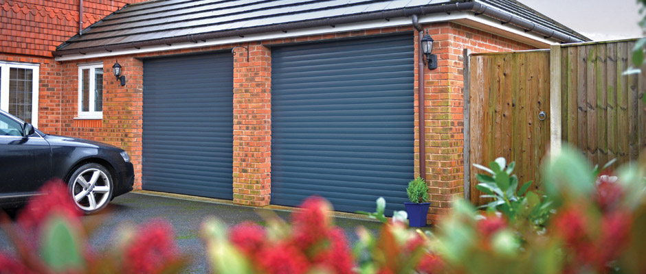 Compact Roller Garage Doors By Seceuroglide Insulated Garage Roller